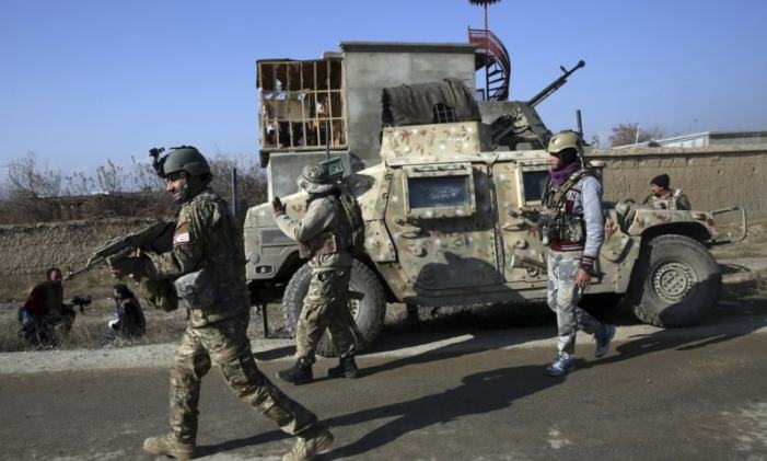 Attacks in southern Afghanistan kill at least 11
