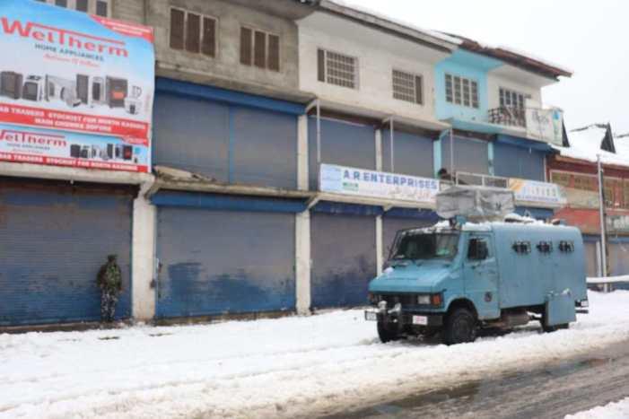 Sopore shuts down to mark 28th anniversary of massacre