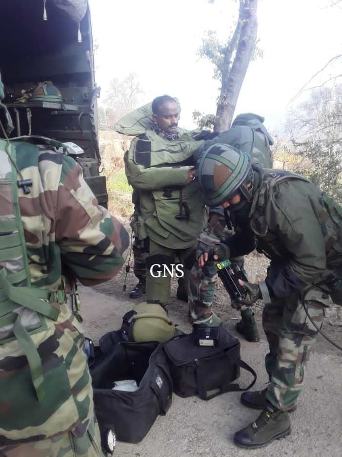 Locally-made' IED defused in Mendhar