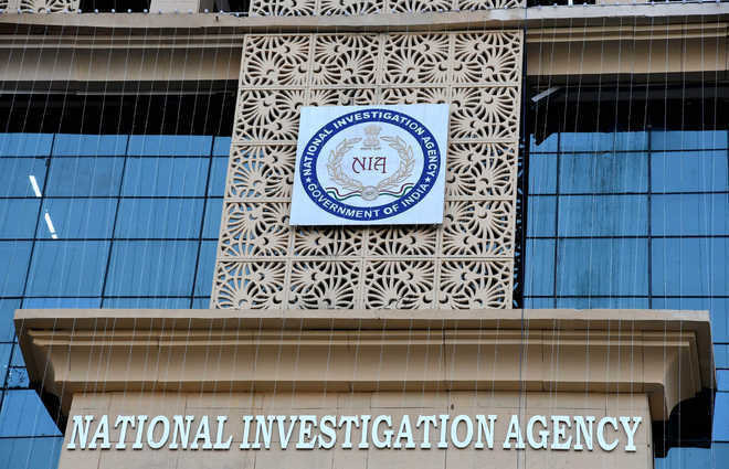 NIA raids 6 locations in Punjab, J-K in narcotics and weapons case