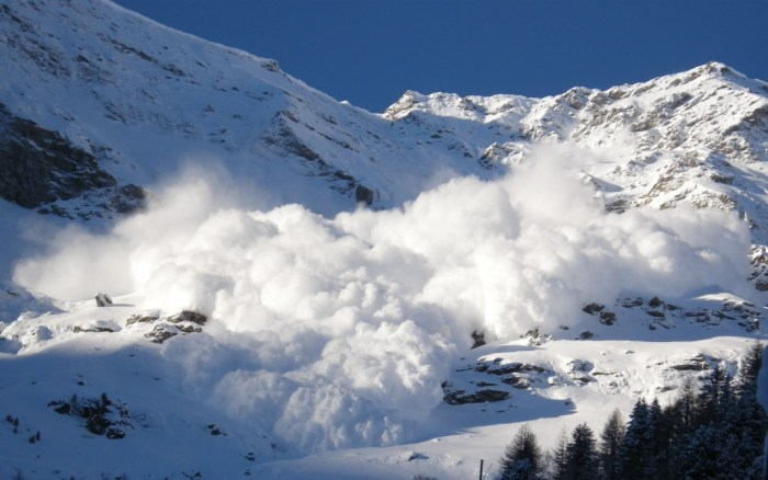 Admin issues avalanche warning in Jammu and Kashmir