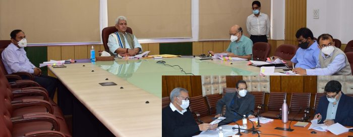 AC strengthens J&K Water Resources Regulatory Authority with additional human resource