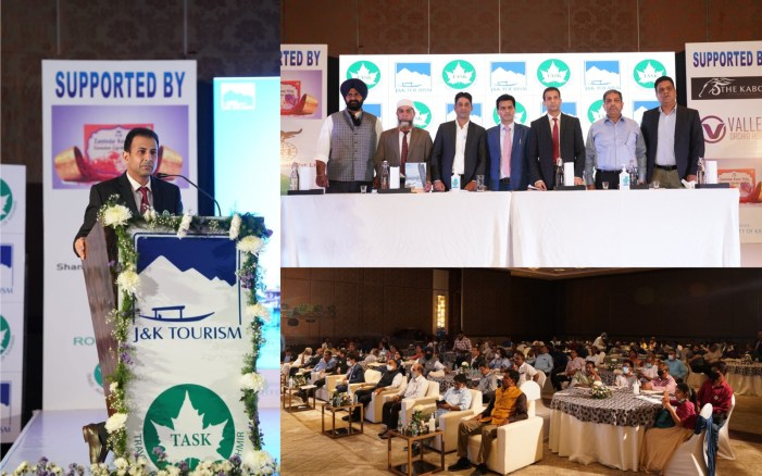 Tourism Deptt organises grand roadshow in Chennai