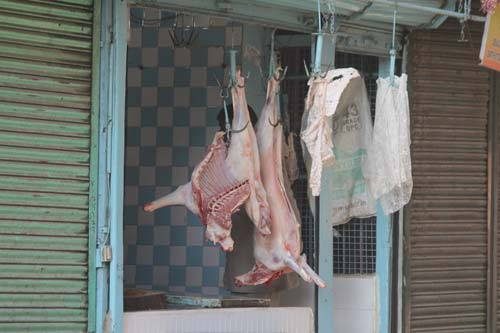 Mutton crisis is over officially, but shops yet to open