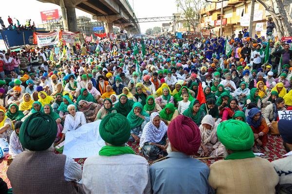 Farmers to block KMP e-way on April 10, hold march to Parliament in May