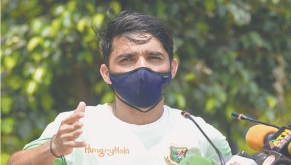 Bangladesh Test captain seeks positive result in Sri Lanka Tests
