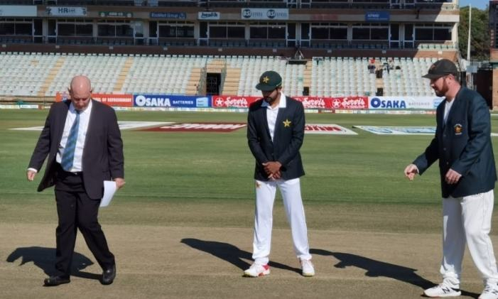 Zimbabwe opts to bat in 1st of 2 Tests against Pakistan