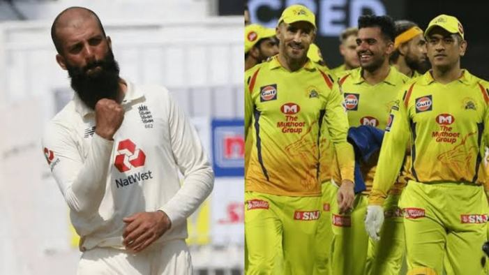 IPL 2021: Moeen Ali tells CSK he won't wear logo of alcohol brand on jersey, franchise agrees to his request