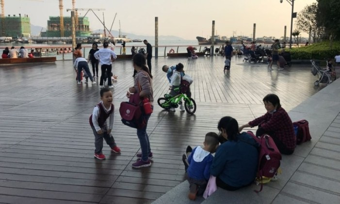 In major policy shift, China announces families can have 3 children