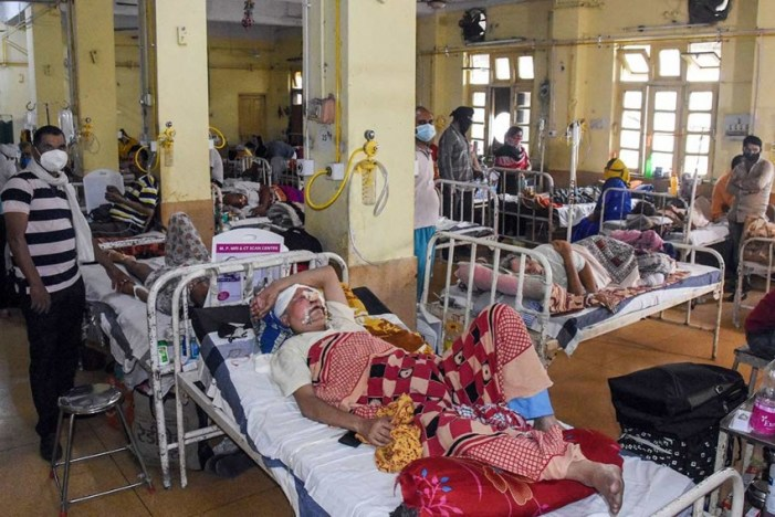 India Logs 2,76,110 Covid-19 Cases; Daily Deaths Below 4,000