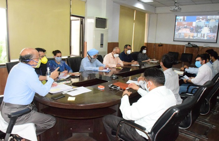 J&K to accelerate COVID vaccination in 18-45 age group