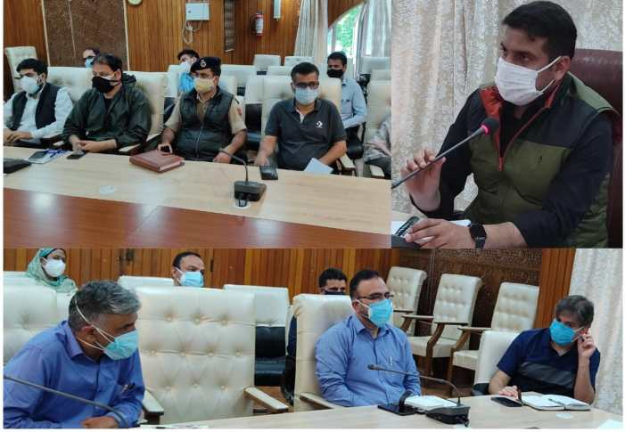 District Admin Srinagar to start Community Triaging for effective Covid-19 management