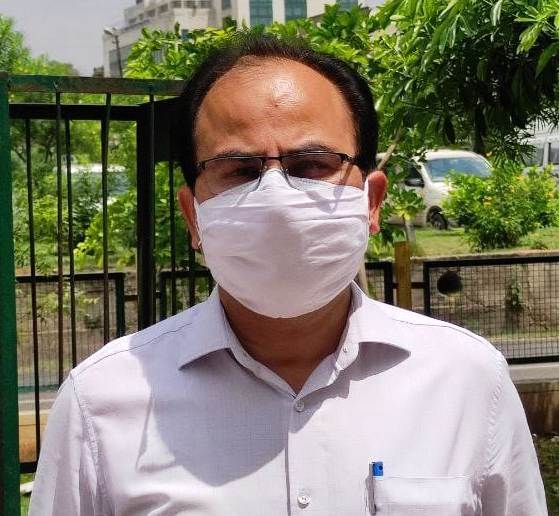 Following SOPs, vaccination only protection against Covid: Dr Rakesh Bahl