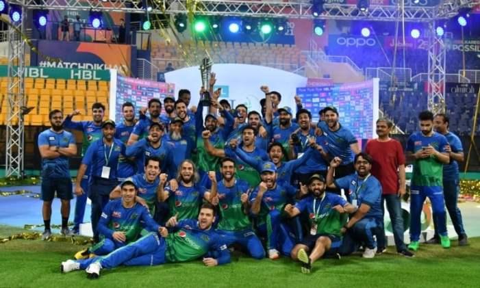 Multan Sultans outclass Peshawar Zalmi to seal maiden PSL title