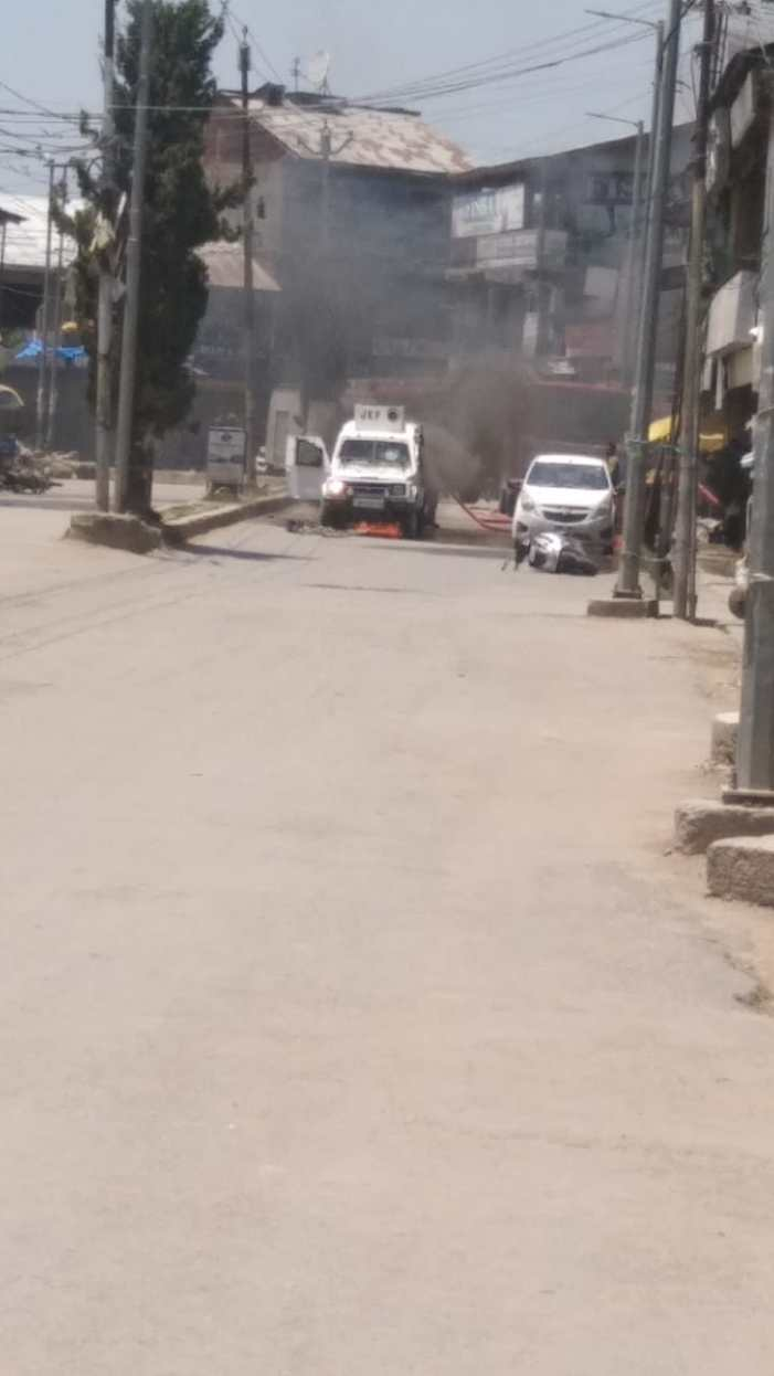 Sopore attack: Two civilians and two cops killed, three others injured