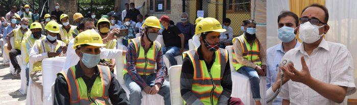 Our motto: Zero accidents, Zero tolerance towards accidents: Rohit Kansal