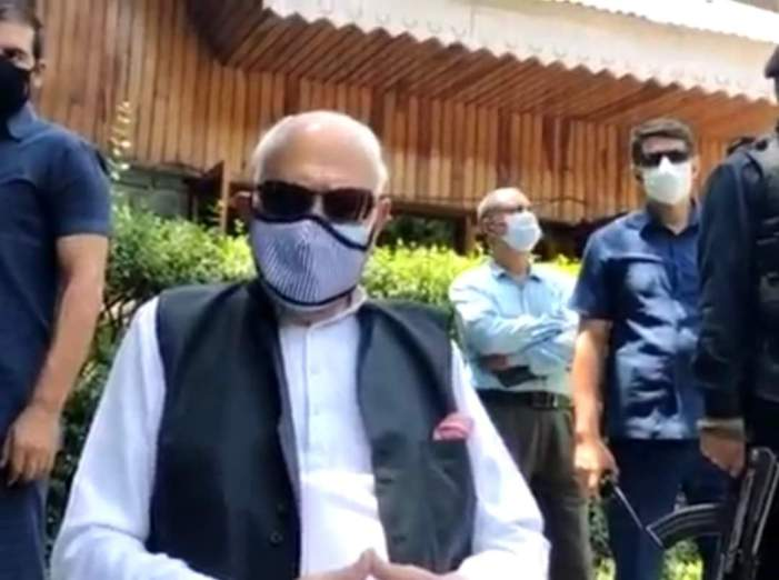 Farooq blames centre for breaking promises with people of Jammu and Kashmir
