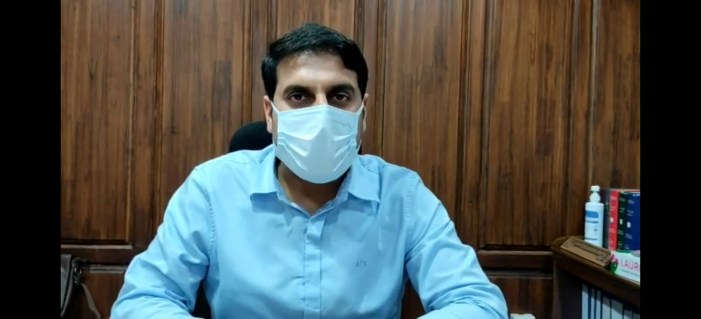 446153 vaccine doses administered in Srinagar district; Recovery rate touches 98.7%: DC Srinagar