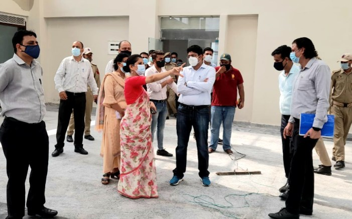 Jammu Haat project nearing completion: Div Com