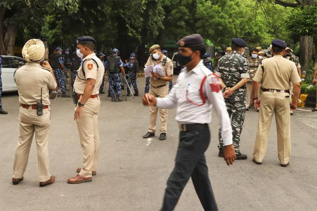 Gujarat Cop Burns Wife's Body With Help Of Congress Leader, Duo Arrested