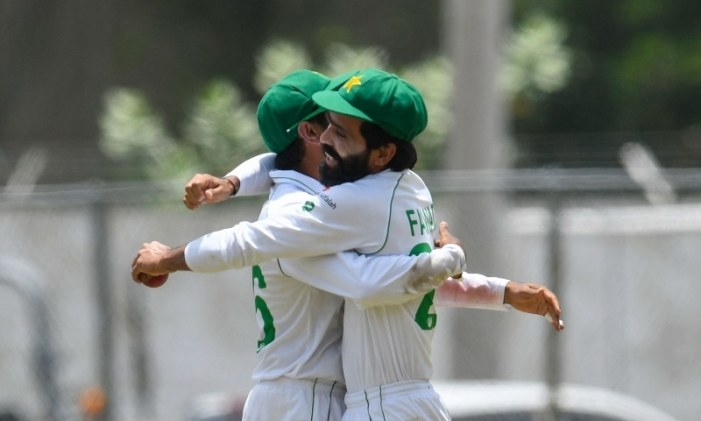 Babar lauds Shaheen, Fawad for stupendous performance