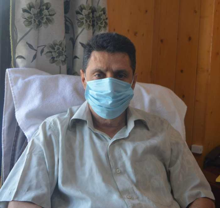 Don't give ear torumors,get vaccinated: CMO Shopian to youth