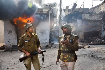 Delhi Riots: Common Sense Shouldn't Be Given Go-by, Says Court; Discharges Man