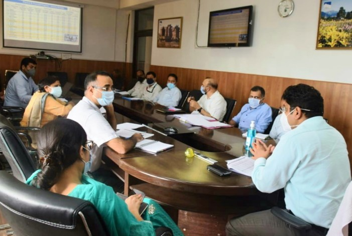 DCs to review progress of PMAY-Urban scheme at regular intervals: Div Com Jammu