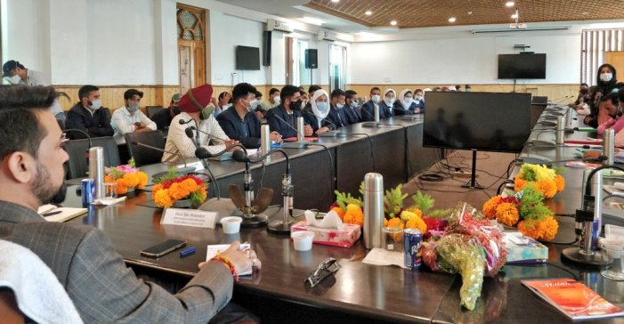 Two-day visit of Union Minister for I&B to Ganderbal concludes