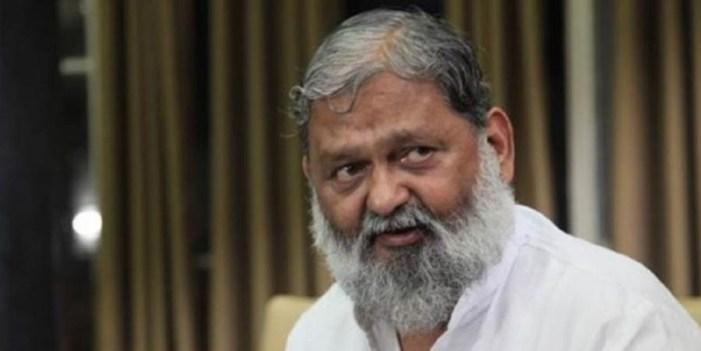 Farmers' agitation getting violent, says Haryana Home Minister Anil Vij