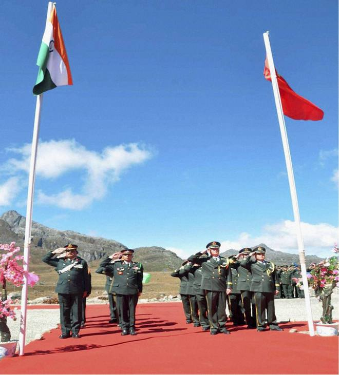 Indian, Chinese troops engage in brief face-off in Arunachal Pradesh's Tawang