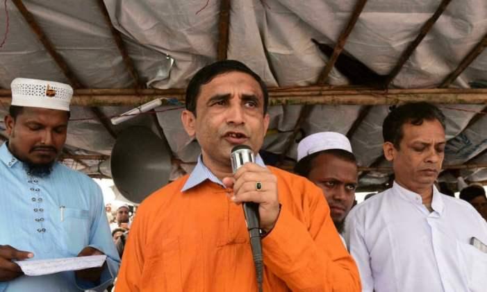 Family blames Rohingya militants for murder of community leader