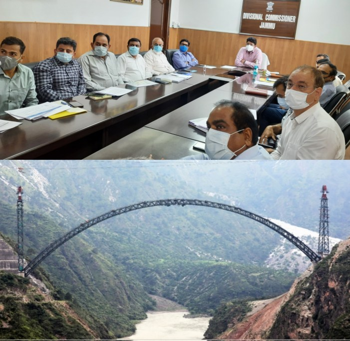 Div Com directs Reasi, Ramban DCs to resolve bottlenecks for smooth execution of work