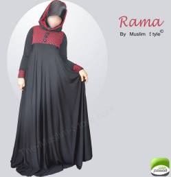 تصميم رَمَى Jilbab Rama