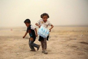 iraqi refugees fundraising