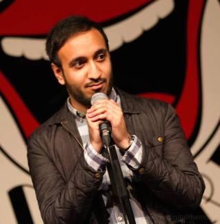 Bilal Zafar at Comedy Store (1)
