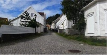 Mandal, a sleepy town on the coast of Southern Norway is now host to thousands of refugees.