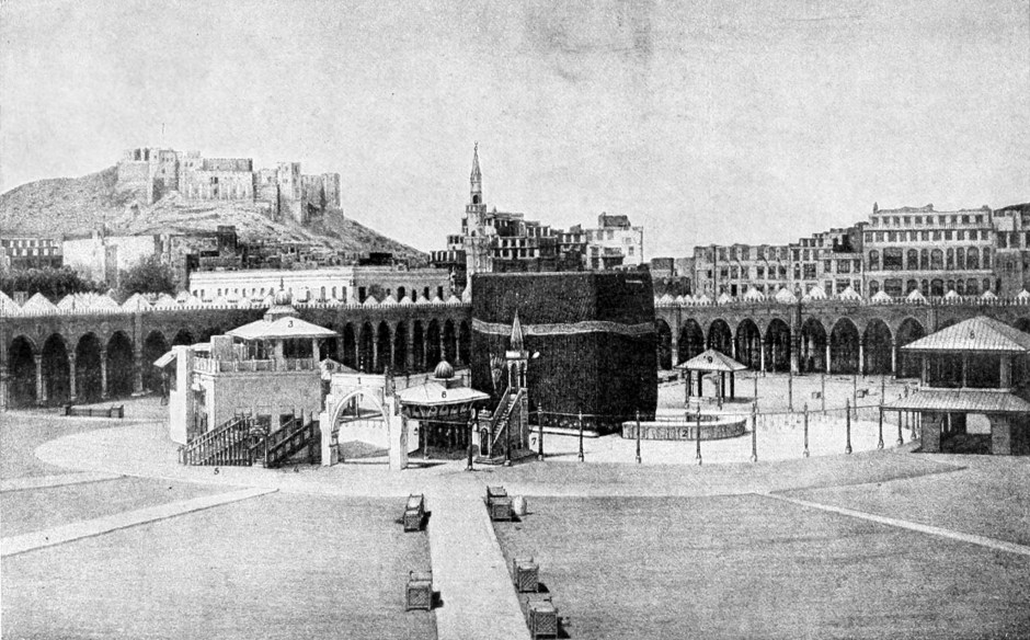 a brief history of the holy kaaba