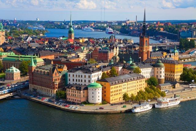 Les meilleures destinations 2012