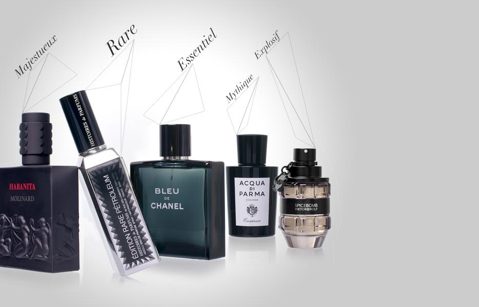 Parfums de caractère