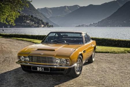 Aston Martin DBS V8 sports saloon