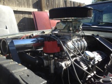 302 superchargermanifold on a 351W Page 2 The Mustang