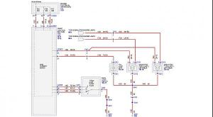 tail light wiring diagram  The Mustang Source  Ford
