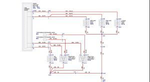 tail light wiring diagram  The Mustang Source  Ford