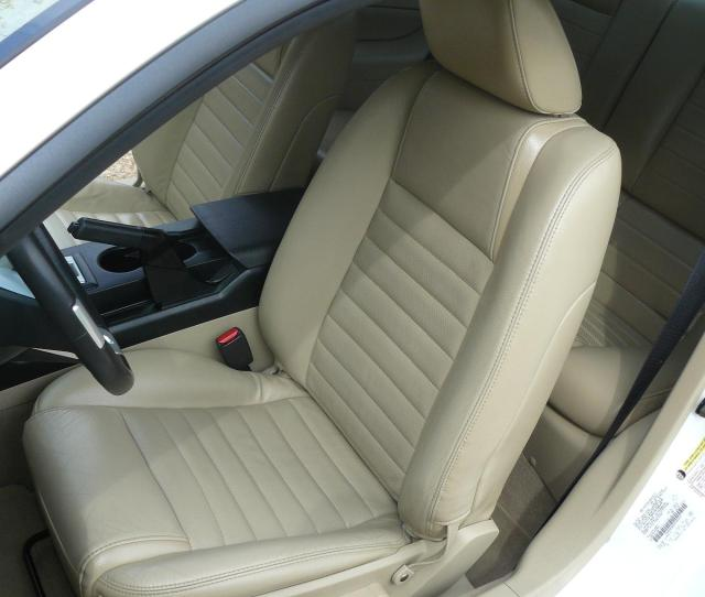 Replaced Cloth Seat Covers For Leather Front Seats Installed Jpg