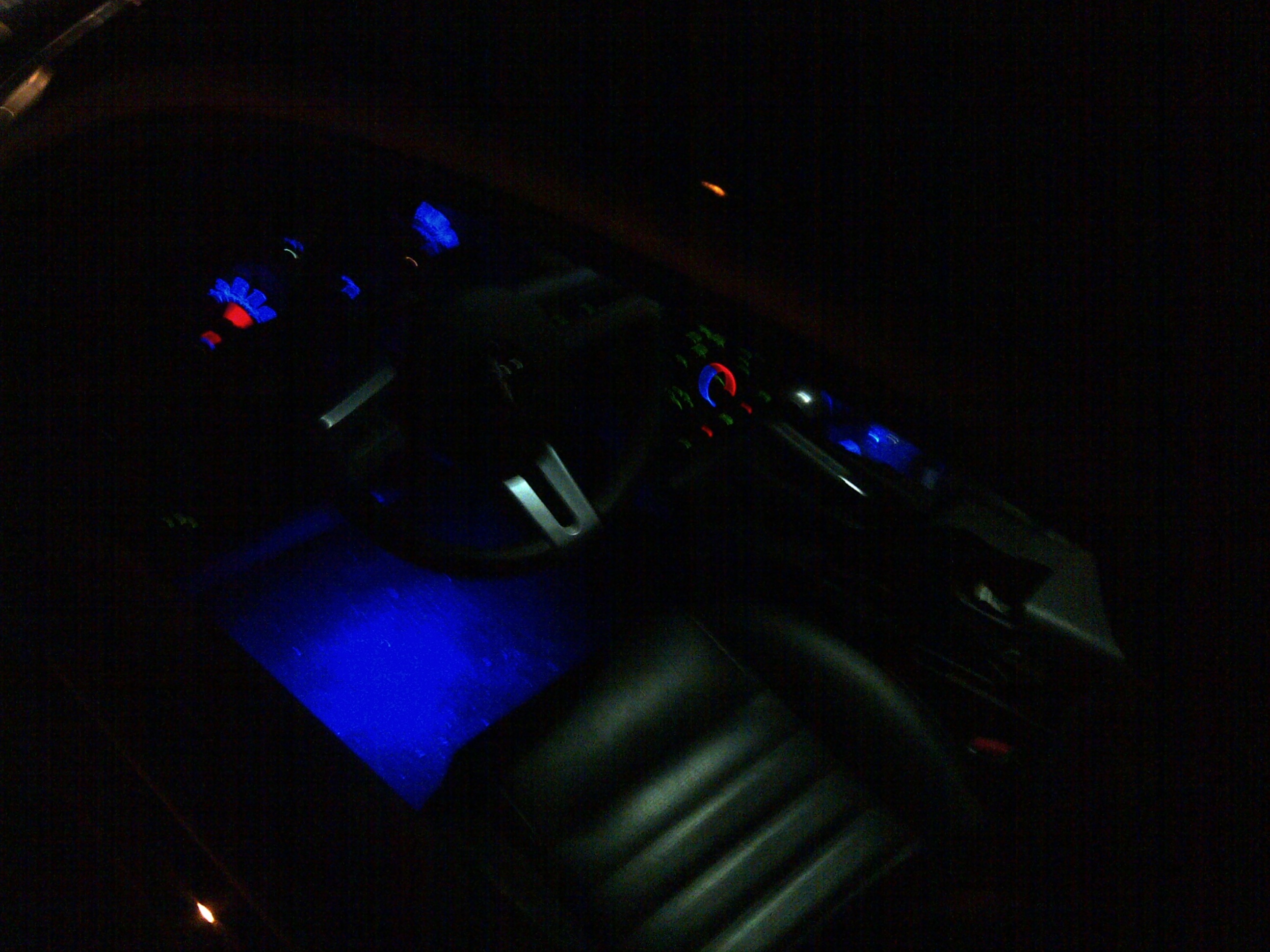 LED Ambient Footwell Lighting Page 6 The Mustang