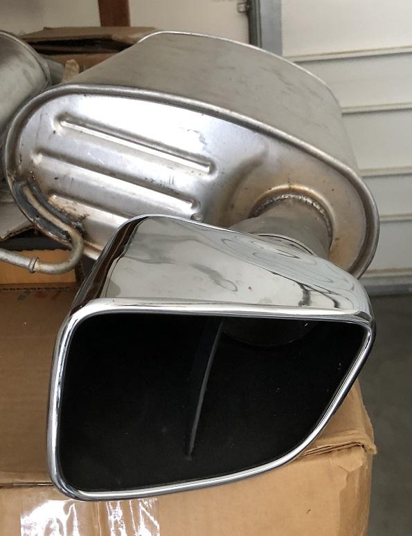 roush exhaust tips not aligned the