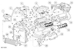 50L = Red Coolant (Uh, oh)  Page 2  The Mustang Source