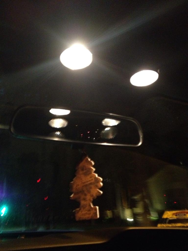 2007 Mustang Interior Lights Will Not Turn Off