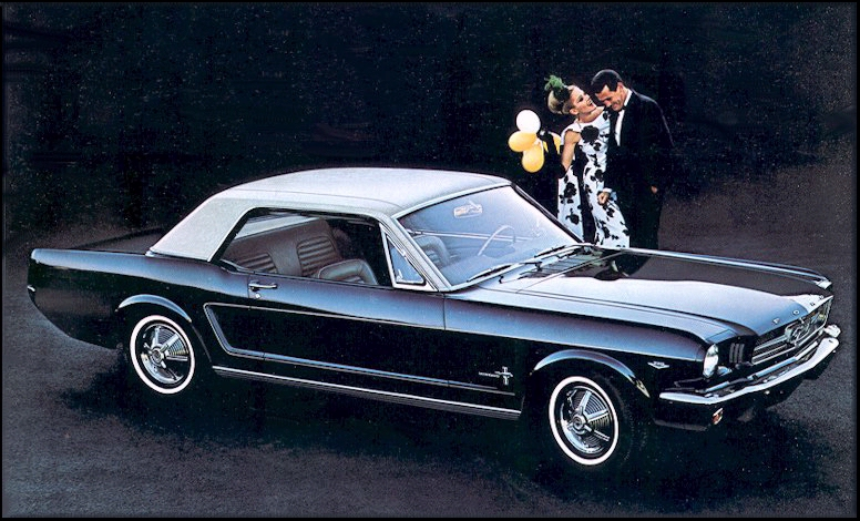 Neither car shies away, nor attempts to be anything other than, a showy, two door coupe. Fastback A Coupe Or Hardtop Vintage Mustang Forums